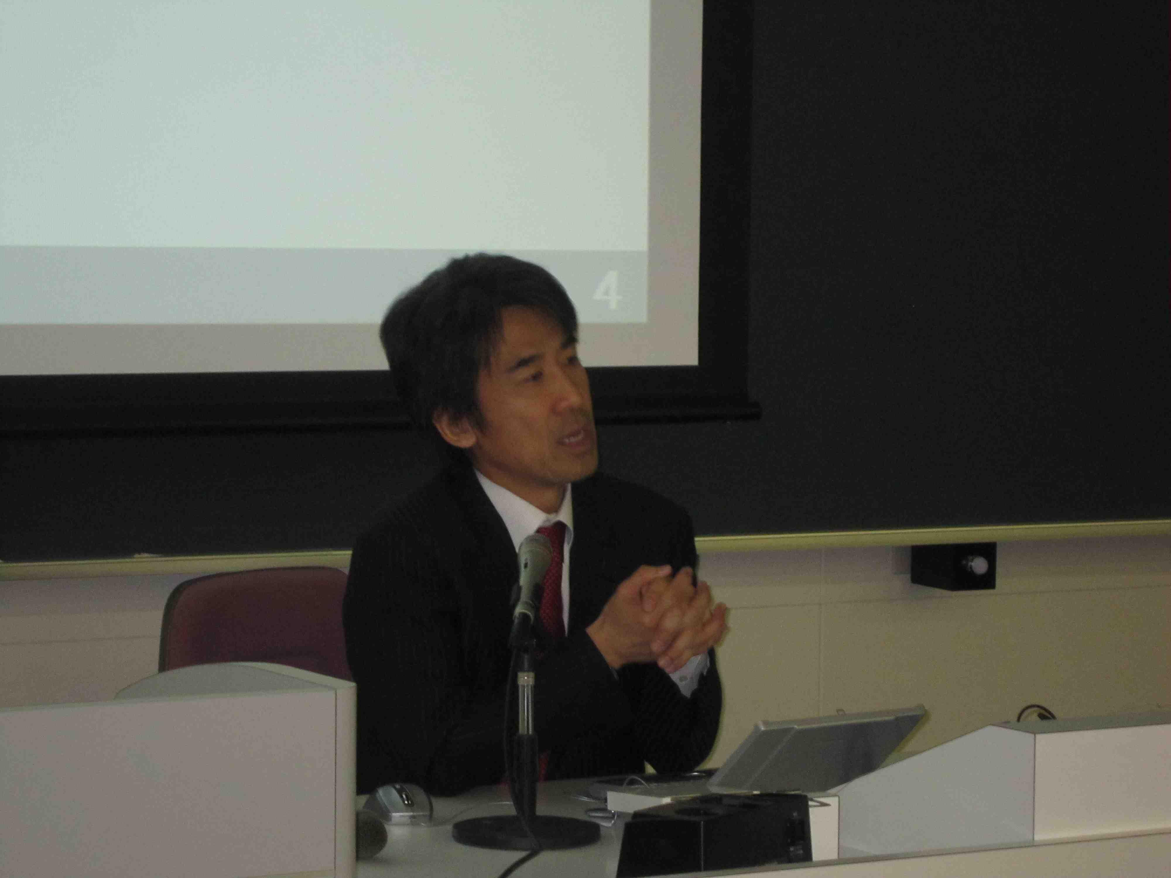 オープンソースの開発と利用について語る喜多氏