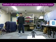 Full-Body Imitation of Human Motions with Kinect and DARwIn-OP