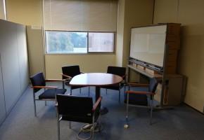 情報コミュニケーション学科共同研究室1A