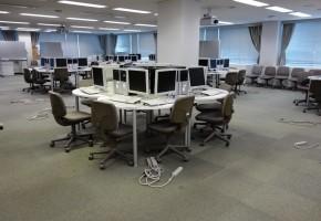 情報コミュニケーション学科実験室1